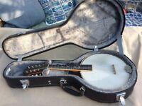 Fairbanks by Vega Little Wonder Mandolin Banjo circa 1920s