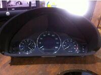 Mercedes clk clocks