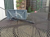 Forge Steel No 6 Carpentry Vice