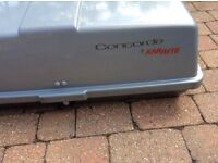 Concorde by Karrite roof boot