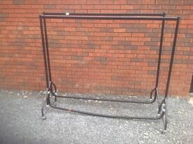 6 ft clothes rails