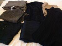 Bundles of ladies clothes size 8