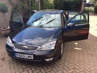 Ford Mondeo Gia, 12 Months mot, 1 driver from new. Good condition
