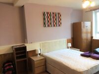 FOUR DOUBLE BEDROOM FLAT FOR RENT CLOSE TO VICTORIA PARK BETHNAL GREEN