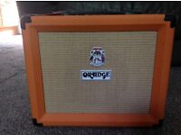 Brand new Orange Crush 20RT guitar amp with built in tuner for sale.
