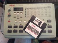 Akai S20 Sampler for parts or repair