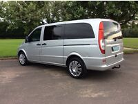 Mercedes Vito Travelliner Taxi Bus