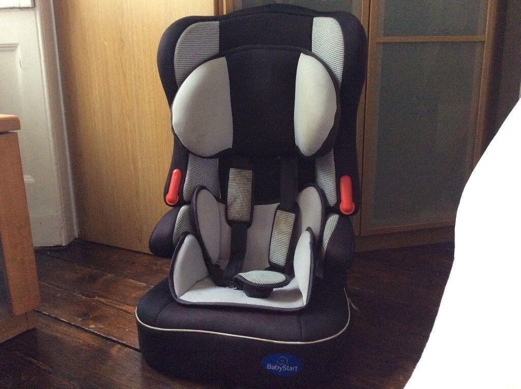 Child car seat babystart for 2yr old +9-18kg