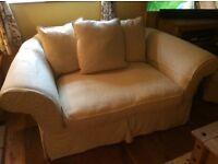 3 seater sofa bed + 2 seater sofa