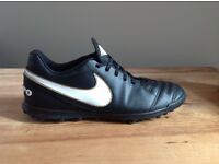 Nike Tiempo III TF, UK 10 Great condition very comfortable lightweight shoe for artificial pitches
