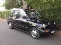 Ex London Taxi TX1 2.7 nissan engine None Turbo
