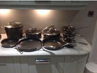 KIRKLAND SIGNATURE Professional Quality 15 Piece Pan Set