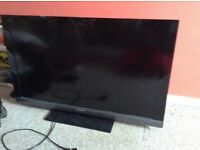 40 inch Sony Tv with remote control,