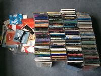 I have for sale approximately 220 CD's for sale approx 40 of these are singles