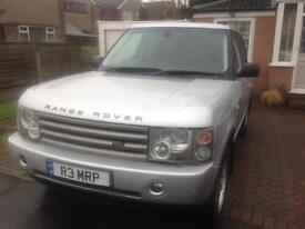 ***** Now Sold ***** Range Rover 3.0tds