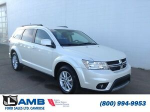 2013 Dodge Journey FWD SXT 3.6L V6 Powe windows Power locks Air