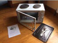 ** UNUSED** Stirflow STTC 26L Mini Oven with Hotplates