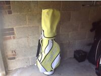 Trilby tour cart bag / carry bag, only used once so in very good condition