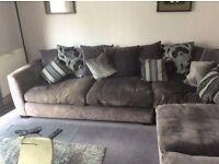 Aldiss corner sofa