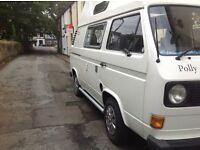 VW T25 1980 aircooled campervan