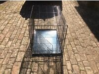 Large Dog Crate - great condition