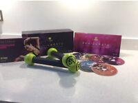Zumba Fitness Exhilarate DVD Boxed Set
