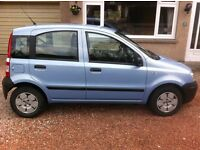 2008 FIAT PANDA 1.1, VERY LOW MILEAGE