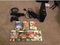 Xbox 360 Kinect hardly used