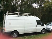 Ford Transit LWB Roof Rack