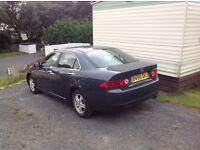 Honda Acord 2005(55) 2 litre petrol, New MOT ,air con climate,etc