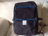 Hot Tuna Backpack, many sections,