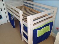 Fun Childs Cabin Bed