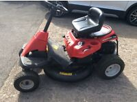 Minirider 76sd mtd sit & ride mower/mulcher . Good condition,approx 90 hours use,4 years old