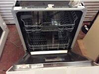 Integrated Bosch dishwasher, like new, could deliver