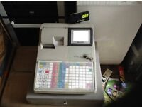 Cash register,sharp model,£100.00