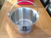 REDUCED: Preserve/Jam Pan Stainless, Stellar 12l 2.7gallons