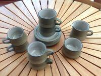 Purbeck Pottery tea service