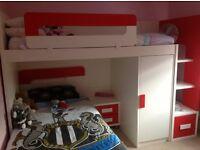 Rimobel Childrens Bedroom Furniture