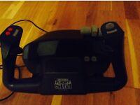 CH Products Yoke Flight sim Simulator Joystick Throttle Controller