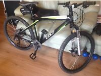 Gt Avalanche 3 alloy man or boy mountain bike