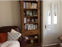 NEXT Solid Wood Bookcase, in excellent condition.
