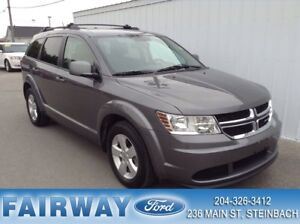 2013 Dodge Journey CVP FWD Fresh Local Trade!