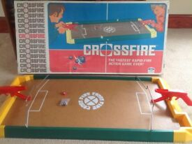 Crossfire game in box