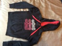 VGC Various Unisex Designer Hoodies Hooded Tops Sweatshirts (Animal FCUK and Plain Lazy Brands)