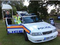 Volvo v70 ex police
