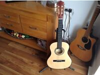 Guitar.....in great working order. Fantastic for the beginner. Good reason for selling