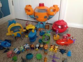 Toys Octonauts
