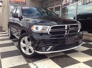 2015 Dodge Durango Limited, 7 Seater, DVD player, Heated Seats