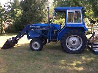 Leyland 245 Tractor
