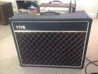 Vintage Vox Amp - 30 W Transistor Guitar Amp